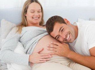 30 неделя беременности ребенок икает