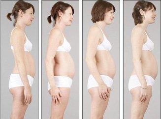 Почему не растет грудь во время беременности