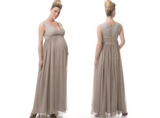 Вечерние платья на беременность