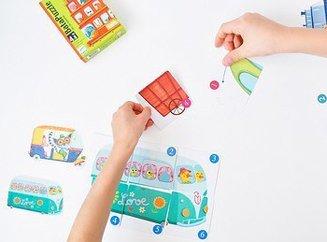 Игры логические для детей 5 6 лет #1