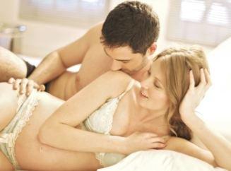 секс с беременной перед родами