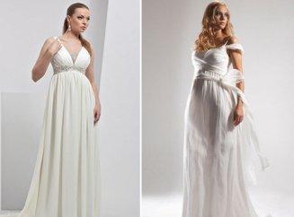 Сшить платье для беременной на свадьбу