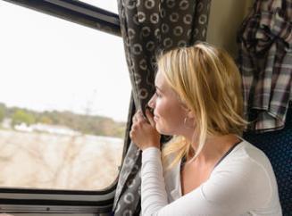Беременная в поезде видео 0 фотография