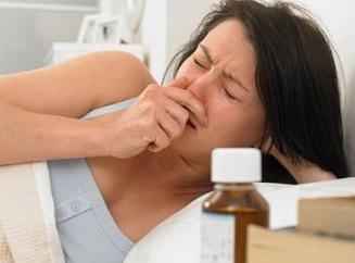 Простуда в первые недели беременности
