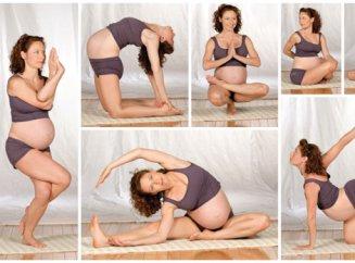 Гимнастика от отёков при беременности
