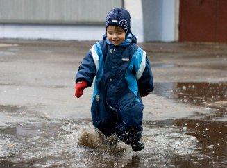 Что делать, если ребенок промочил ноги?