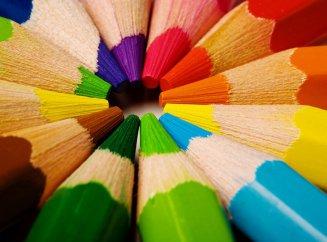 Почему ребенок выбирает черный цвет