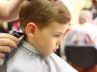 Причёски для мальчиков 7 лет