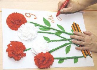 Делаем открытки своими руками с ребенком фото 871