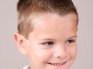 Короткие прически в школу для мальчиков 7-10 лет