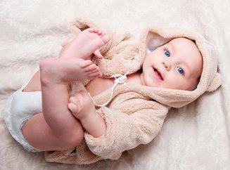 Развитие ребенка (3 месяца) - 4-ый месяц первого года