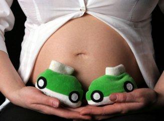 беременность 34 недели твердый живот
